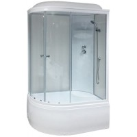 Душевая кабина Royal Bath RB 8120BK4WT R