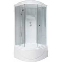 Душевая кабина Royal Bath RB 90BK4-WT