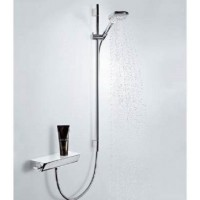 Душевой гарнитур Hansgrohe Raindance Select E 120 Porter Set 26700400